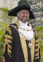 Lord Mayor of Birmingham - Cllr Michael Wilkes