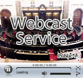 Public-i Webcast Service