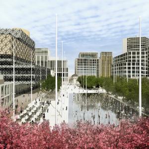 Centenary Square design