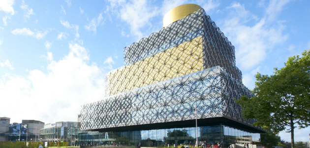 Why partnerships are essential for the Library of Birmingham