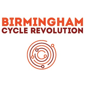 birmingham cycle revolution logo square