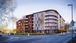 The INReach Embankment development