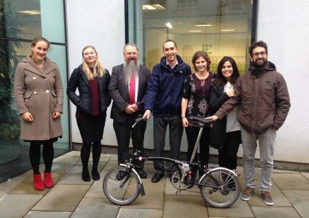 BCR bike loan