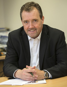 Andy Couldrick - appointed as Chief Executive of the Birmingham Children's Trust